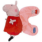 Peppa Pig Reversible Travel Pillow