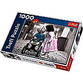 First Kiss Jigsaw Puzzle - 1000 Pieces