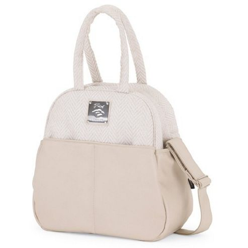 Bebecar Prive Glamour Changing Bag (Vanilla)