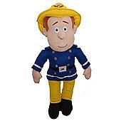 "Fireman Sam 24"" Plush Fireman Sam"