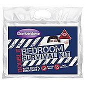 Slumberdown BTU bed in a bag double