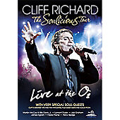Cliff Richard- The Soulicious Tour