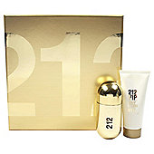 Carolina Herrera 212 VIP Woman edp + body lotion 2 pc