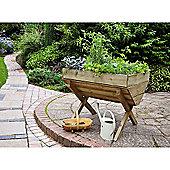 Timberdale Kitchen Garden Trough