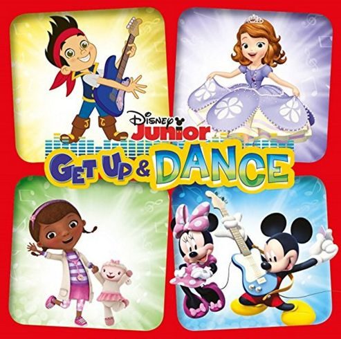 Disney Junior: Get Up & Dance
