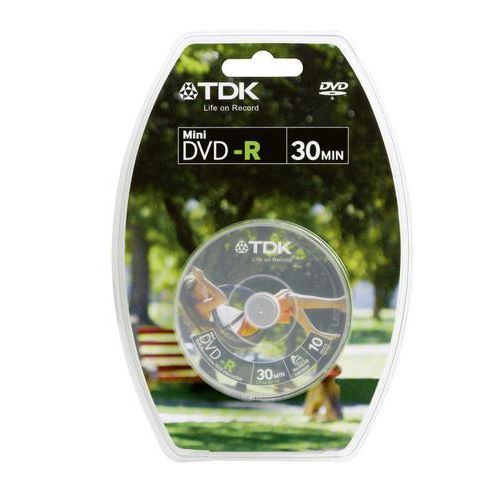 TDK DVD-R Cakebox Pack