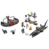 LEGO DC Super Heroes Black Manta Deep Sea Strike 76027