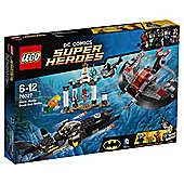LEGO DC Super Heroes Batman: Black Manta Deep Sea Strike 76027