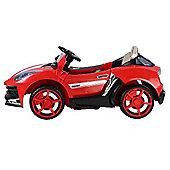 12V Lamborghini Style Ride on Car Red