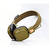 Outdoor Tech Privates Touch Control Wireless Headphones Army Green