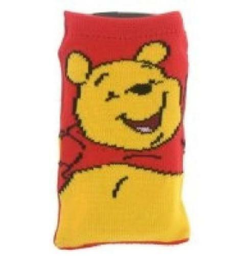 Disney Lazerbuilt Poohsock Disney Winnie the Pooh Phone Sock