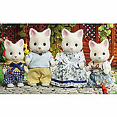 Sylvanian Families - Silk Cat Family