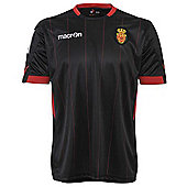 2012-13 Real Mallorca Macron Away Football Shirt - Black