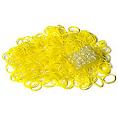 Jacks Banana Scented Bracelet Refill Pack - 250 Loom Bands