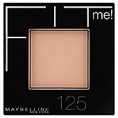 Maybelline Fit Me Powder Nude 125