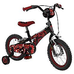 "Marvel Avengers 14"" Kids' Bike with Stabilisers"