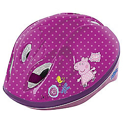 Peppa Pig Kids' Bike Helmet