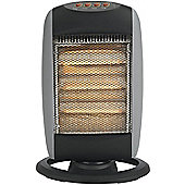 Status Oscillating Halogen Heater 1200W