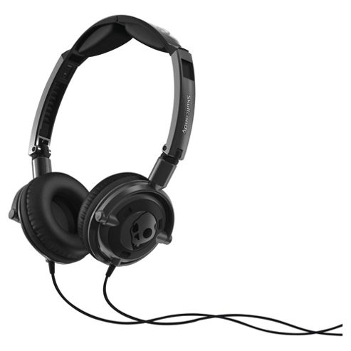 Skullcandy Lowrider Overhead Headphones - Black
