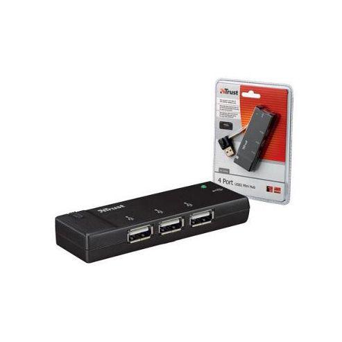 Trust HU-4445p 4 Port USB2 Mini Hub