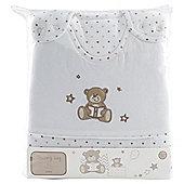 Tesco Sleeping Bag, 6-18 months, Neutral
