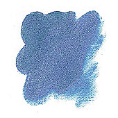 Seta Opaque - Shimmer Electric Blue