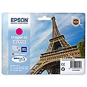Epson T7023 Standard Ink Cartridge For Epson WorkForce Pro 4000 Series - Magenta