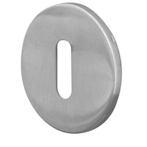 Jedo Satin Stainless Steel 52Mm X 5Mm Rose - Standard Concealed Stainless Escutcheon