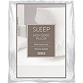 Tesco Cotton Cover Walled Pillow