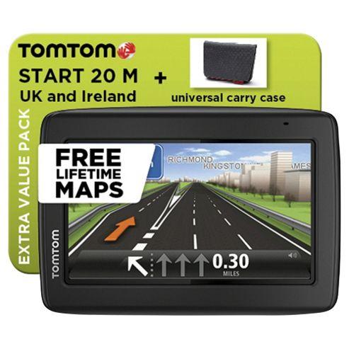 TomTom Start 20 Sat Nav, 4.3