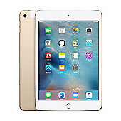 iPad mini 4, 128GB, Wi-Fi - Gold