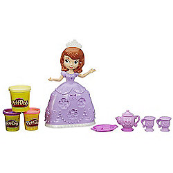 Play-Doh Disney Sofia The First Tea Party Set