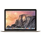 "Apple 12"" Macbook - Gold (Intel Core M, 8GB RAM, 256GB Flash, OS X Yosemite)"