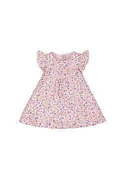 B Butterfly Dress Size 6-9 months