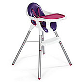 Mamas & Papas - Juice Highchair - Raspberry