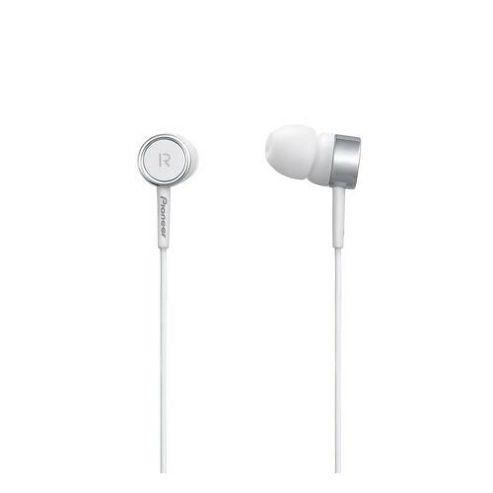 Pioneer SE-CL521-K Fully Enclosed Dynamic Inner-Ear Headphones - Black