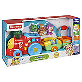 Fisher Price Puppys Smart Train