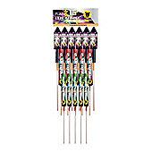 Merlin Fireworks 48 Rocket Pack