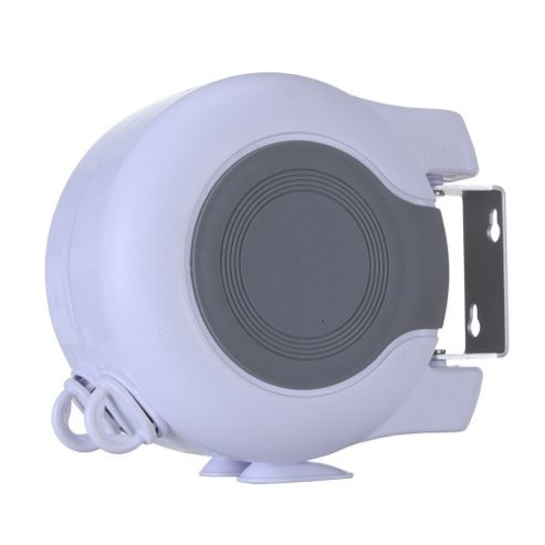 Buy Homegear Wall Mounted Retractable Reel 30m Clothes
