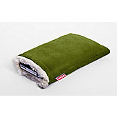 Green Phone Sleeve by Mooki Sac, ideal for Iphone 4s & 5