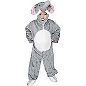 Child Elephant Costume Medium