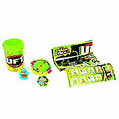 The Trash Pack Ultimate Fighting Trashies Glow Mania (Yellow Pack)