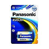 Panasonic EVOLTA 9V Battery