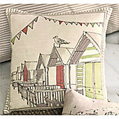 Dreams n Drapes Falmouth Unfilled Cushion Cover - Terracotta 43x43cm