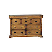 Wilkinson Furniture Remus 9 Drawer Chest