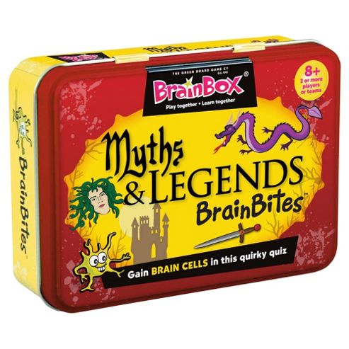 Green Board Game Co. BrainBites Myths and Legends