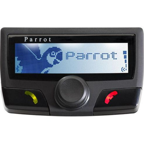 Parrot CK3100 LCD Bluetooth Handsfree Car Kit with Caller ID