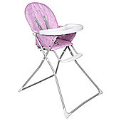 Red Kite Feed Me Highchair, Lilac Daisy
