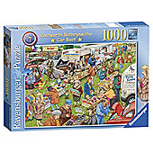 Ravensburger Best of British, The Car Boot Sale 1000-Piece Jigsaw Puzzle