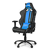 AK Racing Rush Gaming Chair The new Rush series is a great looking new chair High-quality PU leather and a stripe design with fantastic style